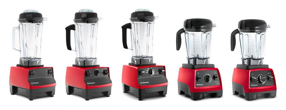 holiday Vitamix blenders