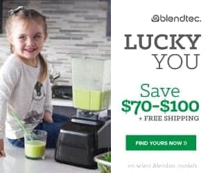 Blendtec Lucky You Sale – March 2017