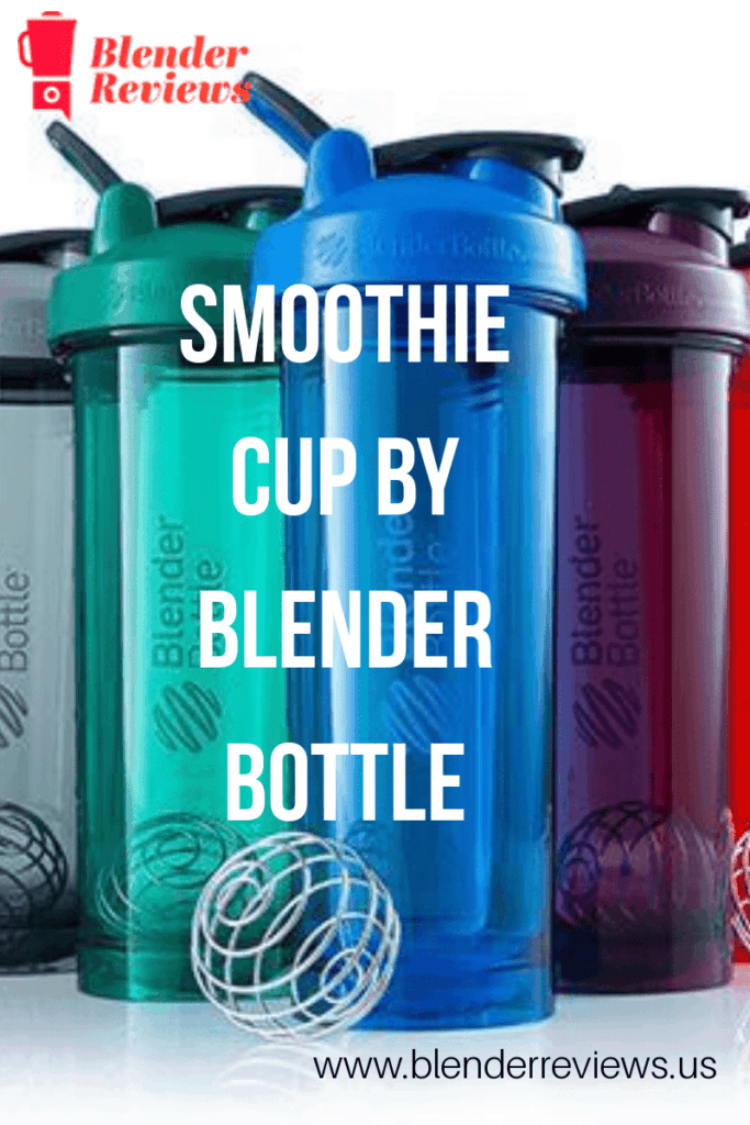 Smoothie Cup by Blender Bottle