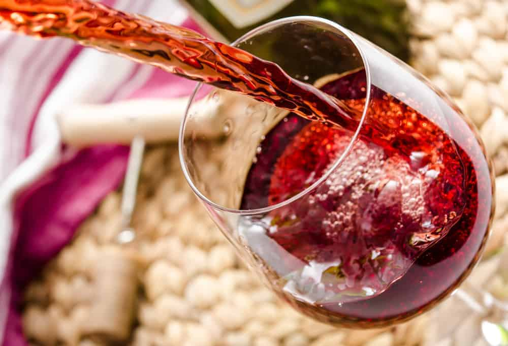 How to Aerate Red Wine in a Blender